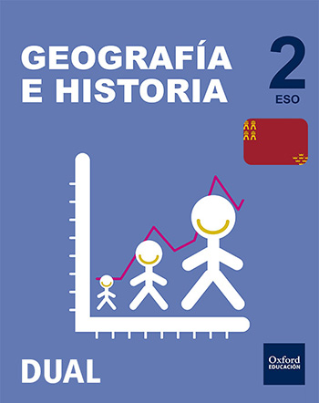 Geografía e Historia 2.º ESO DUAL Murcia