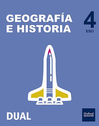 Geografía e Historia 4.º ESO DUAL