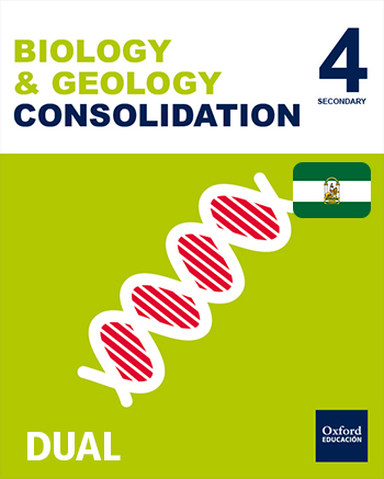 Biology & Geology 4  Consolidation DUAL Andalucía