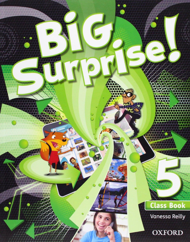 BIG SURPRISE! 5. CLASS BOOK