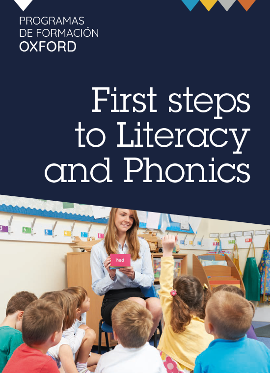 First Steps to Literacy and Phonics