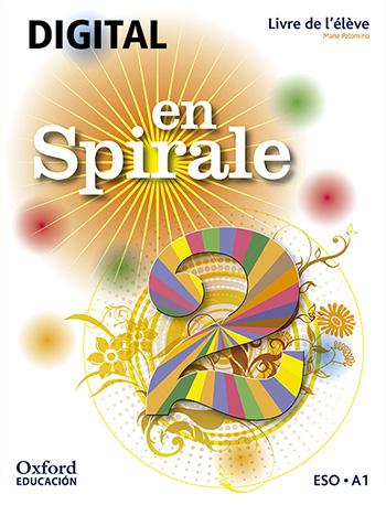 En Spirale 2. Livre de l'élève numérique
