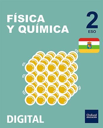 Inicia Digital - Física y Química 2.º ESO. Licencia alumno (La Rioja)