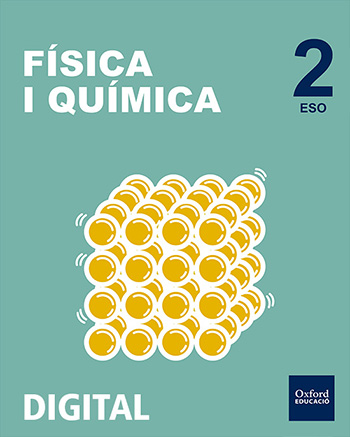 Inicia Digital - Física i Química 2n ESO Serie Diodo. Llicència Alumne (Valencià)