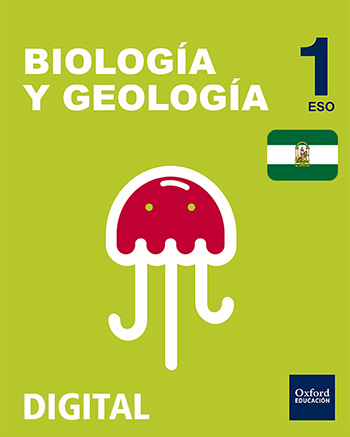 Inicia Digital Flipbook - Biología y Geología 1.º ESO. Licencia alumno (Andalucía)