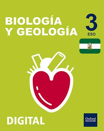 Inicia Digital Flipbook - Biología y Geología 3.º ESO. Licencia alumno (Andalucía)