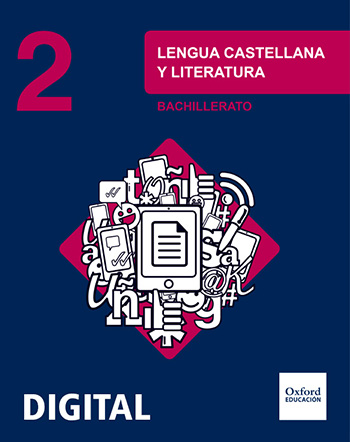 Inicia Digital - Lengua Castellana y Literatura 2.º Bachillerato. Licencia alumno