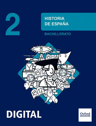 Inicia Digital - Historia de España 2.º Bachillerato. Licencia alumno