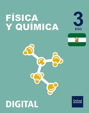 Inicia Digital Flipbook - Física y Química 3.º ESO. Licencia alumno (Andalucía)