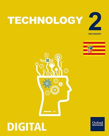 Inicia Digital - Technology 2.º ESO. Student's License (Aragón)
