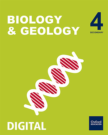 Inicia Digital - Biology & Geology 4.º ESO. Student's License