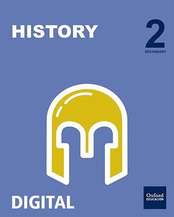 Inicia Digital - History 2.º ESO. Student's License