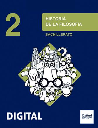 Inicia Digital - Historia de la Filosofía 2.º Bachillerato. Licencia alumno