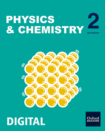 Inicia Digital - Physics & Chemistry 2.º ESO. Student's License