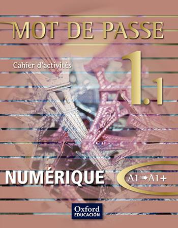 Mot de Passe 1.1 Cahier d'exercices numérique
