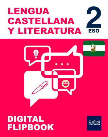 Inicia Digital Flipbook - Lengua Castellana y Literatura 2.º ESO. Licencia alumno (Andalucía)