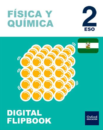 Inicia Digital Flipbook - Física y Química 2.º ESO. Licencia alumno (Andalucía)