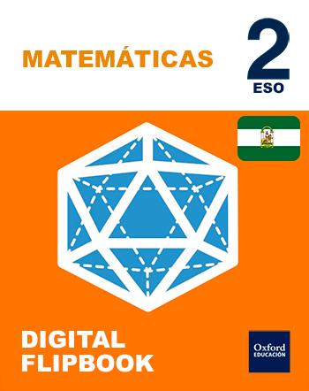Inicia Digital Flipbook - Matemáticas 2.º ESO. Licencia alumno (Andalucía)