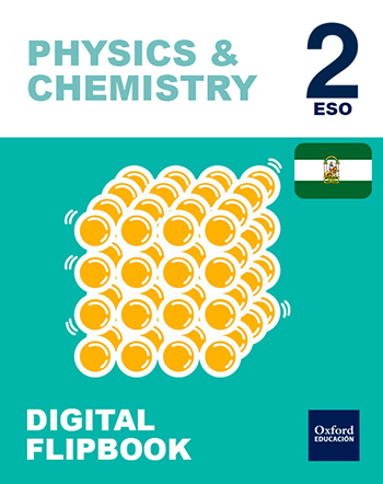 Inicia Digital Flipbook - Physics & Chemistry 2.º ESO. Student's License (Andalucía)