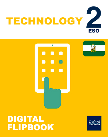 Inicia Digital Flipbook - Technology 2.º ESO. Student's License (Andalucía)