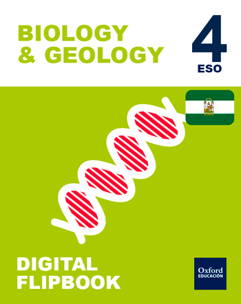 Inicia Digital Flipbook - Biology & Geology 4.º ESO. Student's License (Andalucía)