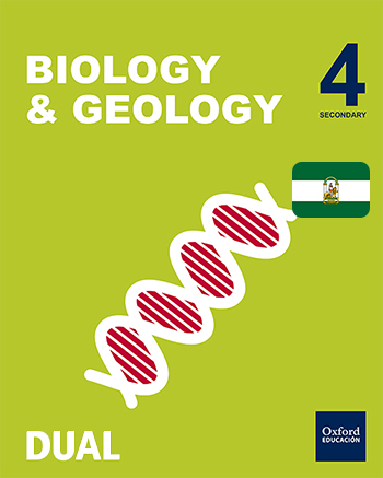 Biology & Geology 4 ESO DUAL Andalucía