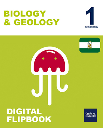 Inicia Digital Flipbook - Biology & Geology 1.º ESO. Student's License (Andalucía)