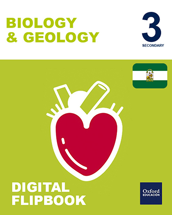 Inicia Digital Flipbook - Biology & Geology 3.º ESO. Student's License (Andalucía)