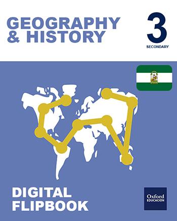 Geography & History 3 ESO Andalucía - DIGITAL-FLIPBOOK