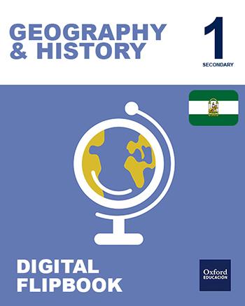 Geography & History 1 ESO Andalucía - DIGITAL-FLIPBOOK