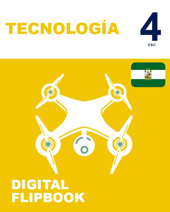 Tecnología 4º ESO - DIGITAL-FLIPBOOK ANDALUCÍA