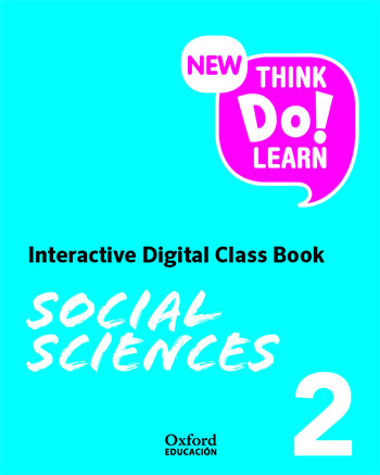 New Think Do Learn Social Sciences 2. Interactive Class Book (Madrid)