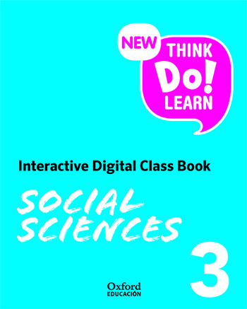 New Think Do Learn Social Sciences 3. Interactive Class Book (Madrid)