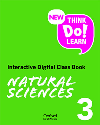 New Think Do Learn Natural Sciences 3. Interactive Class Book (Madrid)