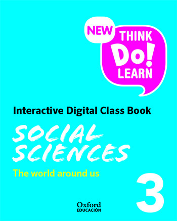 New Think Do Learn Social Sciences 3. The world around us. Interactive Class Book