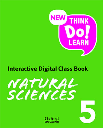 New Think Do Learn Natural Sciences 5. Interactive Class Book (Madrid)