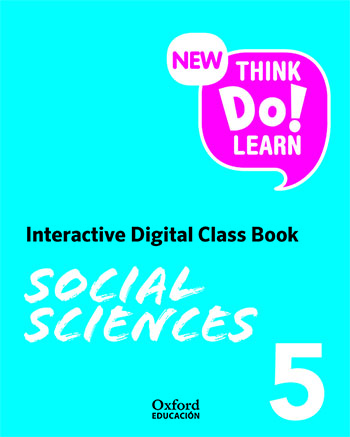 New Think Do Learn Social Sciences 5. Interactive Class Book (Madrid)