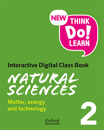 New Think Do Learn Natural Sciences 2. Interactive Digital Class Book Module 3.