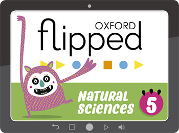Oxford Flipped Natural Sciences Primary 5. Student's Licence