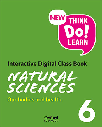 New Think Do Learn Natural Sciences 6. Interactive Digital Class Book Module 1.