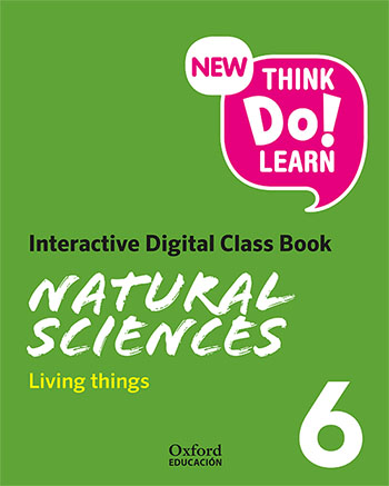 New Think Do Learn Natural Sciences 6. Interactive Digital Class Book Module 2.