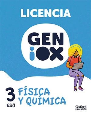 GENiOX Física y Química 3º ESO.Licencia estudiante (Andalucía)