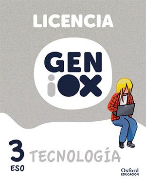 GENiOX Tecnología 3º ESO.Licencia estudiante (Andalucía)
