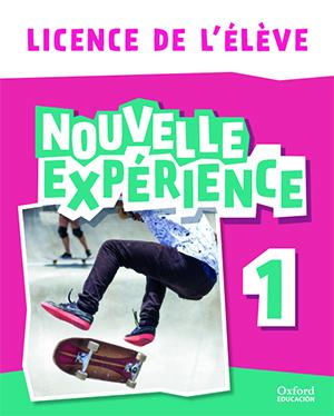 Experience Nouvelle 1. Licence de l'élève