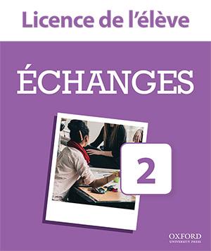 Échanges 2. Licence de l'élève