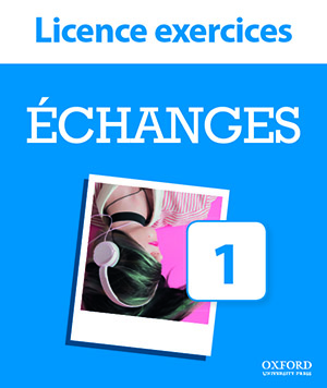 Échanges 1. Licence Exercices