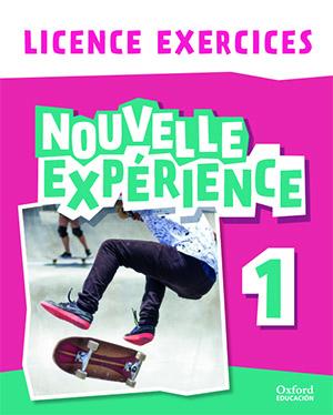 Nouvelle Experience 1. Licence Livre d'exercices
