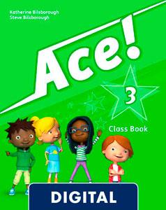 Ace! 3. Class Book (OLB eBook)
