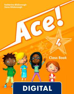 Ace! 4. Class Book (OLB eBook)