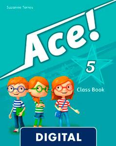 Ace! 5. Class Book (OLB eBook)